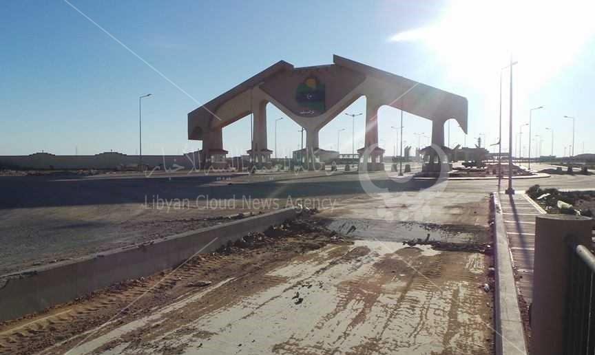 إجراءات تعرقل حركة المسافرين نحو مصر عبر معبر إمساعد