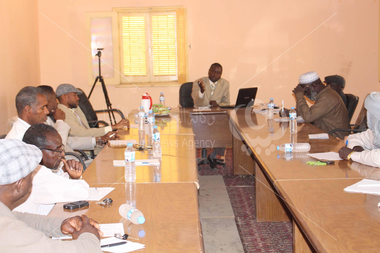 الاجتماع الثالث لقطاع الإسكان والمرافق غات