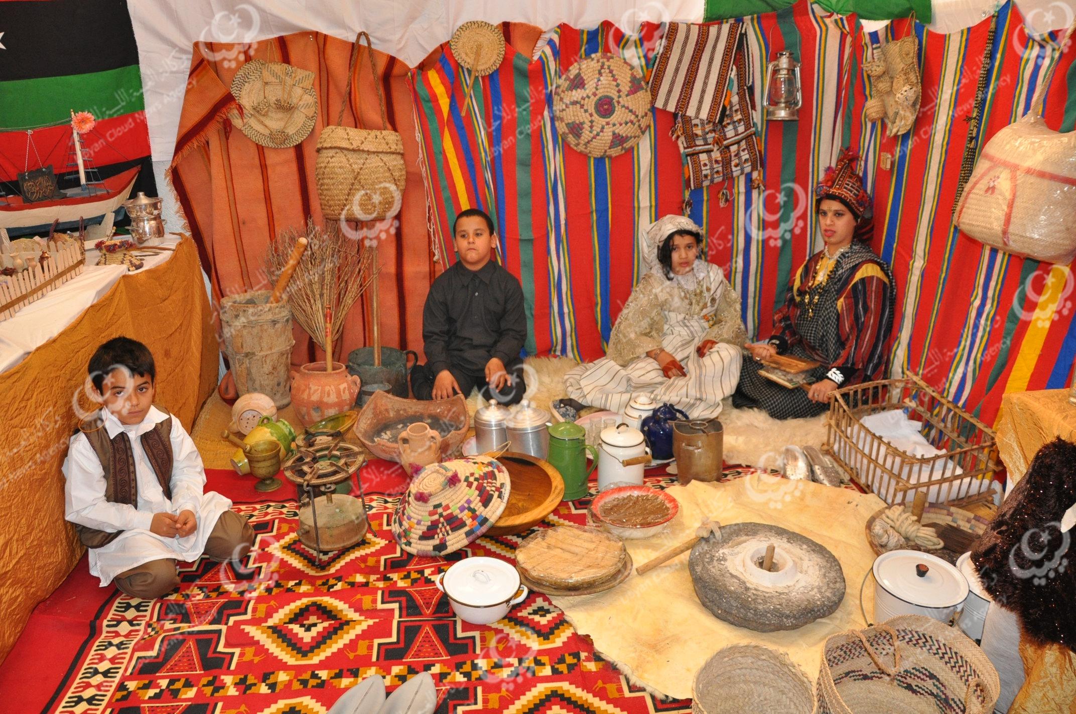 معرض لمنتجات لذوي الإحتياجات الخاصة بمصراته