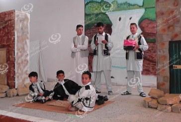 افتتاح المعرض التراثي التقليدي الثالث برقدالين