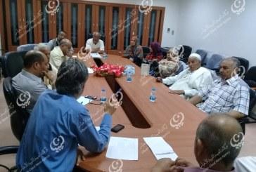 اجتماع لبحث جهود المصالحة في العجيلات
