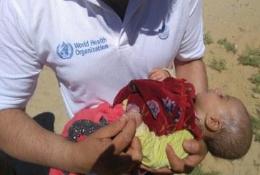 تطعيم 86253 طفل دون 6 سنوات