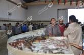سوق جديد للأسماك بمصراته
