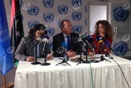 كوبلر يدين العنف ويدعو إلى استعادة الهدوء في طرابلس