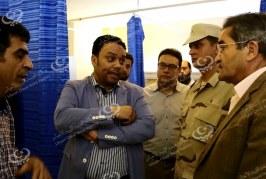 وكيل وزارة الصحة يتفقد جرحى تفجير سلوق