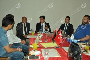 القنصل التركي يحتفل بالذكرى الأولى لفشل الإنقلاب