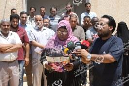 وقفة احتجاجية للأطقم الطبية بمستشفى اجدابيا