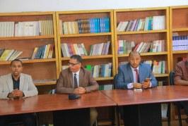 إفتتاح مكتب الثقافة والمكتبة العامة بجالو