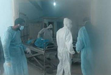 تشريح 30 جثة مجهولة الهوية بمركز سبها الطبي