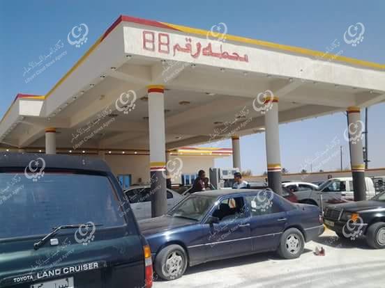 Photo of لجنة أزمة الوقود تسعى لزيادة المحطات العاملة في رقدالين