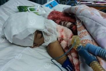 رصاصة عشوائية تقتل طفل بعد 3 أيام علاج