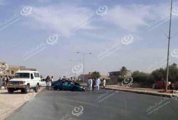 وفاة أب وأم بعد سقوط قذيفة على سيارتهم