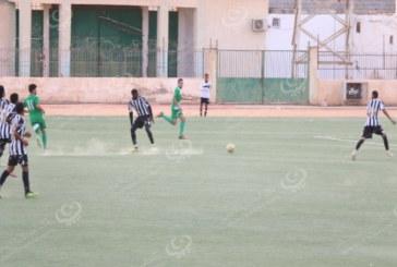 فريق اتحاد مصراتة يتفوق على فريق الشرارة بسبها