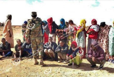 ضبط 20 مهاجر بينهم نساء جنوب اجدابيا