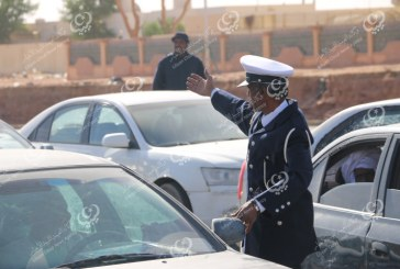 مديرية أمن سبها تنشر دورياتها في المدينة