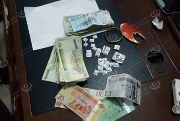القبض على مروجي مخدرات في طبرق