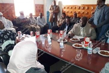 وفد وزاري من حكومة الوفاق يصل أوباري للوقوف على أحداث الجنوب