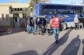 إيواء مصراتة يرحل (751) مهاجراً غير شرعي منذ مطلع العام