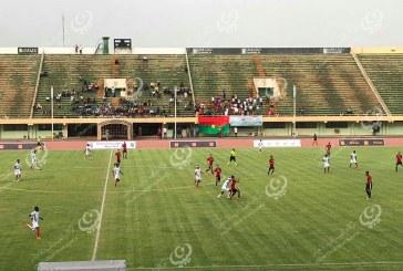 المنتخب الوطني للشباب يفقد لقاءه أمام منتخب بوركينا للشباب ضمن تصفيات كأس أفريقيا للشباب