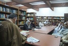 اجتماع بالمركز الثقافي اجدابيا لمناقشة دعم المؤسسات الإعلامية والثقافية بالمدينة