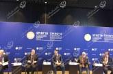 ليبيا تشارك في أعمال الدورة الـ (22) للمنتدى الإقتصادي الدولي بجمهورية روسيا الإتحادية