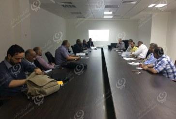 اجتماعموسعبالمركزالوطنيلتطويرالنظامالصحيبطرابلس