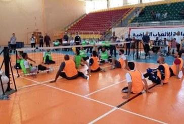 اختتام فعاليات مهرجان التسامح الأول لرياضة الأشخاص ذوي الإعاقة بمصراتة