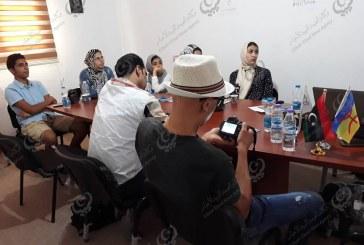 نادي الكتاب زوارة ينظم ورشة عمل للتصوير الثابت