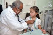 تواصل إجراء الكشوفات الطبية لتلاميذ الصف الأول بمصراتة