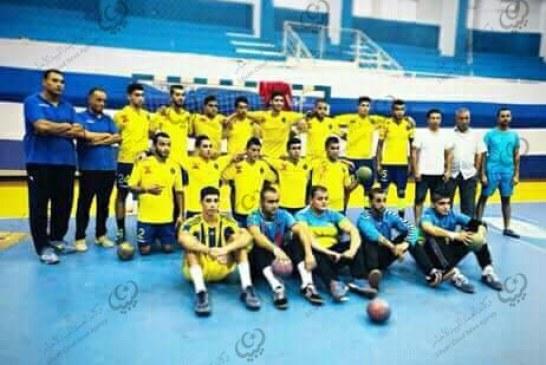 أمال الجزيرة لكرة اليد ينهي معسكره التدريبي بتونس