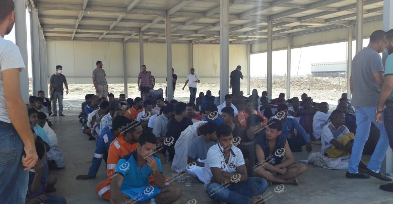 Photo of خلال أسبوع واحد.. اعتراض (1500) مهاجر قبالة السواحل الليبية