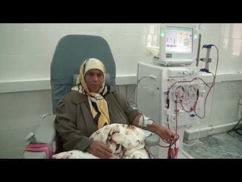 Photo of قسم غسيل الكلى بمستشفى رقدالين يعاني من نقص الامكانيات