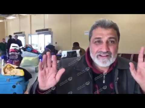 Photo of بعد مُعاناة 24 ساعة بمطار برج العرب.. ركاب الرحلة رقم (437) على متن الطائرة