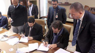 Photo of في زيارة لمقر الأمانة العامة للهلال الأحمر اللجنة الدولية للصليب الأحمر توقع 9 ملاحق لإتفاقية إطارية