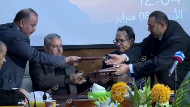 Photo of تعليم الوفاق توقع اتفاق مع شركة بريد ليبيا