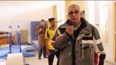 Photo of طلاب كلية التربية البدنية وعلوم الرياضة بجامعة طبرق ينتهون من إمتحانات العملي