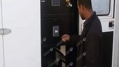 Photo of شركة المياه بسبها تعير مولد كهرباء للمطار لتعجيل عودة تشغيله