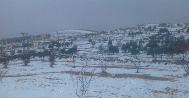 Photo of هطول الثلوج اليوم على مناطق غريان وجندوبة