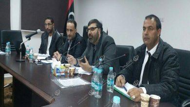Photo of اجتماع لمناقشة الشؤون الصحية بمراكز الإيواء