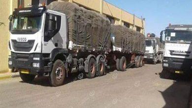 Photo of الحكومة المؤقتة توزع السلع التموينية مجانا في بلدية سبها