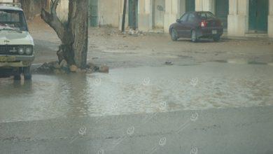 Photo of رياح قوية مصحوبة بأمطار (بالدامومية)على مدينة مزدة