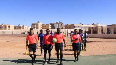 Photo of فريق النهضة يتفوق على الشرارة في دوري الدرجة الأولى لكرة القدم بالجنوب