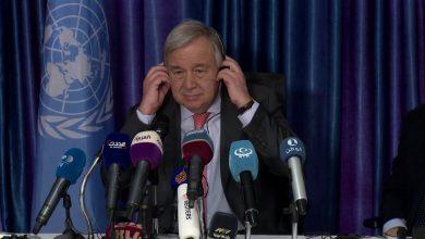 Photo of الأمين العام للأمم المتحدة يدعو للتحقيق في اكتشاف عدد من المقابر الجماعية