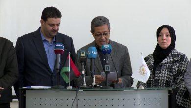 Photo of مؤتمر صحفي لعميدي بلديتي طرابلس المركز وسوق الجمعه