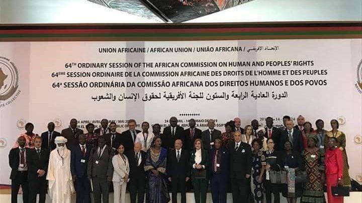 Photo of مشاركة ليبية في الدورة (64) للجنة الإفريقية لحقوق الإنسان والشعوب بمفوضية الاتحاد الأفريقي