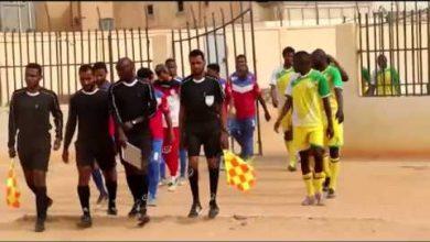 Photo of فريق الوفاء أوباري بطل لدوري الدرجة الثانية لكرة القدم بالجنوب