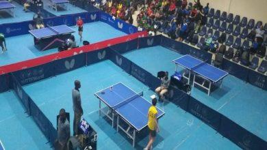 Photo of المنتخب الوطنى لتنس الطاولة يشارك فى بطولة الأمم الأفريقية بغانا