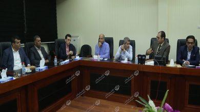 Photo of الإجتماع الحادي عشر للجنة الطوارئ بطرابلس