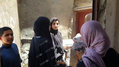 Photo of توزيع مساعدات على الأسر المحتاجة في ترهونة