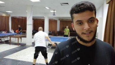 Photo of بطولة لمحترفي وهواة  تنس الطاولة بصبراتة